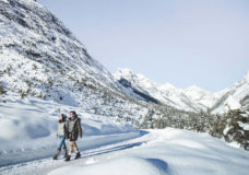 Winterwandern in Seefeld